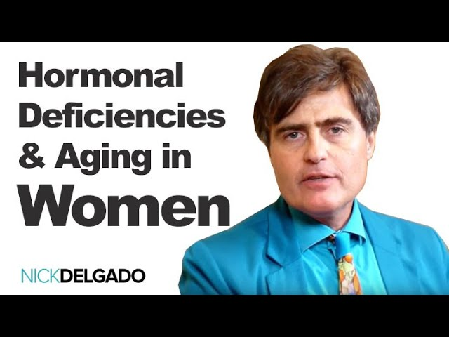 Hormonal Deficiencies in Women