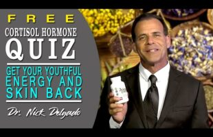 Cortisol Hormone acne quiz. Adrenal burnout? Fatigue, clear skin, reduce inflammation, immune system