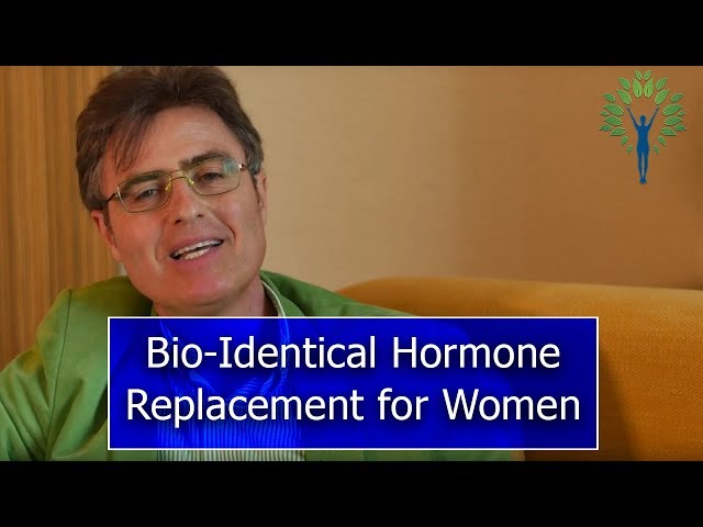 A Brief Thought on Bio-Identical Hormone Replacement for Women