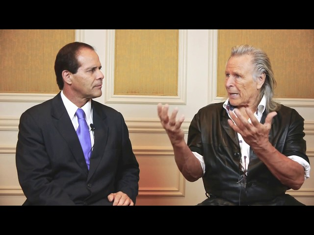 Stem Cell Strong! Techniques to Live Longer and Reverse Aging. Peter Nygard and Dr. Delgado