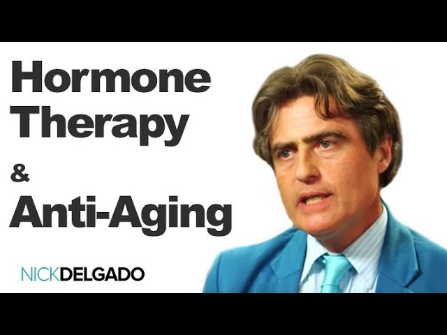 Can Anti-Aging and Bioidentical Hormones Help You Live Longer?- with Dr. Thierry Hertoghe